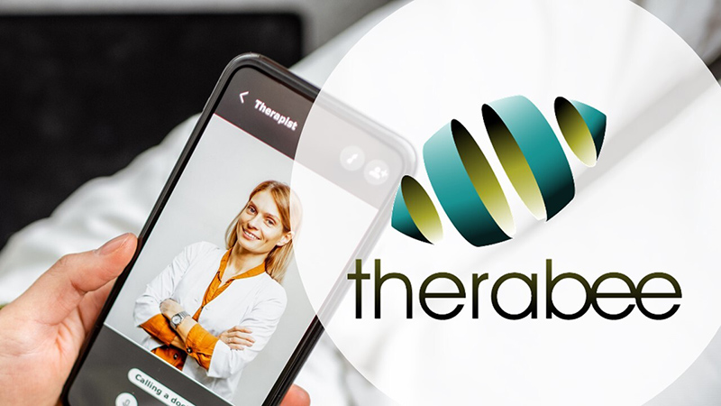 therabee Online Sprechstunde