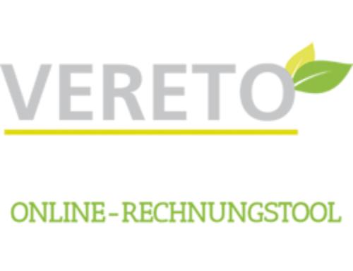 Vereto Version 2.01